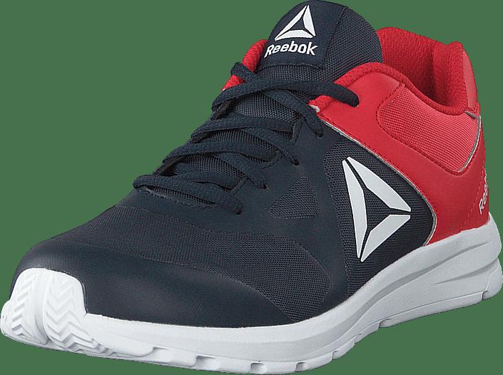 Reebok Rush Runner Navy/primal Red