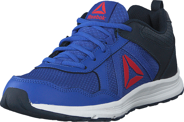 00f8185deb9b Buy Reebok Reebok Almotio 4.0 Cobalt navy red white blue Shoes ...