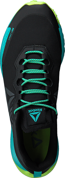 19cf703bb0c8d5 Buy Reebok All Terrain Craze Black grey lime teal black Shoes Online ...