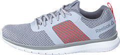 Reebok Pt Prime Runner Fc Cold Grey/cool/rose/w