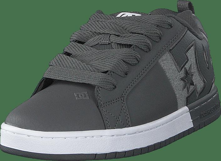 DC Shoes - Court Graffik Sq Pewter