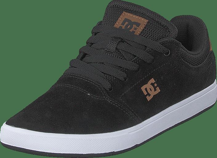 DC Shoes - Crisis Black/brown/black