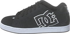 buy popular c28de 2cbb6 DC Shoes - Net Black black white