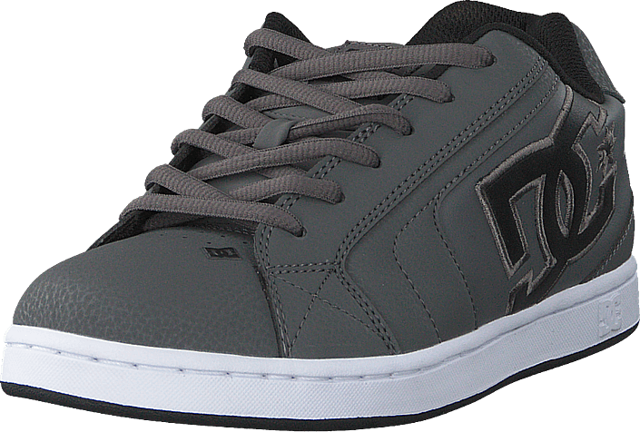 DC Shoes - Net Grey/black/grey