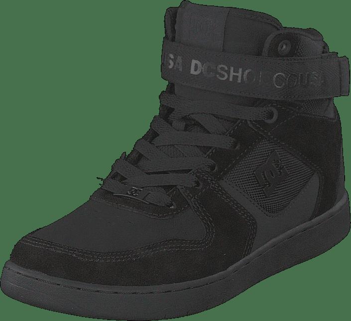 DC Shoes - Pensford Black/black/black