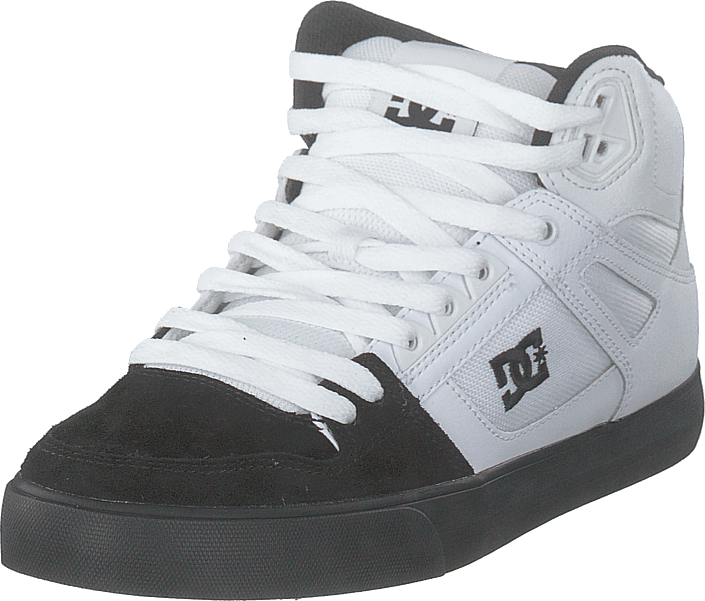 DC Shoes - Pure High-top  Wc White/black