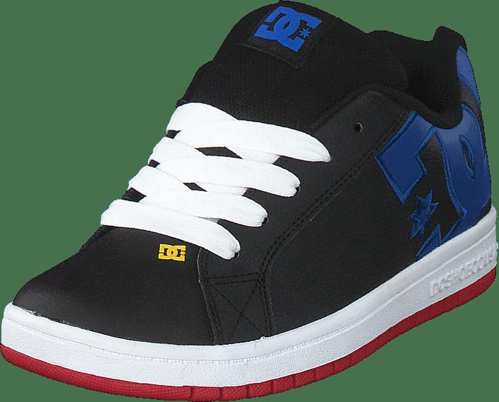 db73d3ca5c5 Köp DC Shoes Court Graffik Navy/blue/white svarta Skor Online ...
