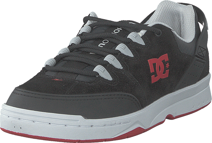 DC Shoes - Syntax Black/grey/red