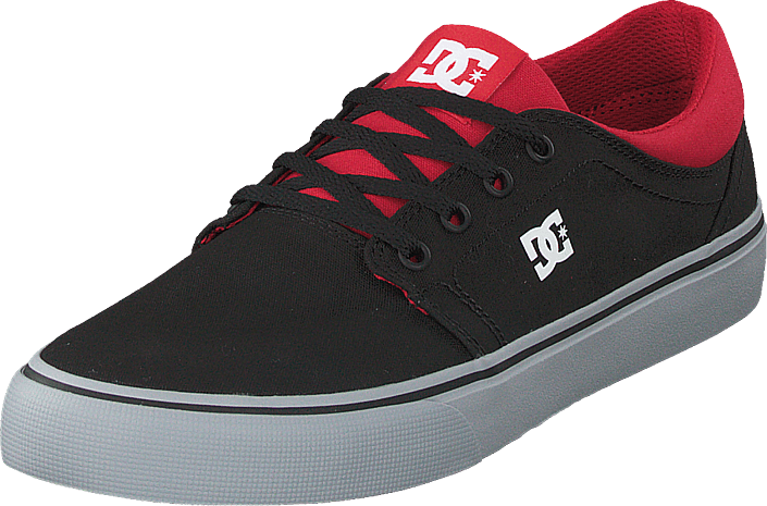 DC Shoes - Trase Tx Black/battleship/ath Red