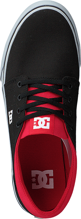Kjøp Dc Shoes Trase Tx Black/battleship/ath Red Sko Online