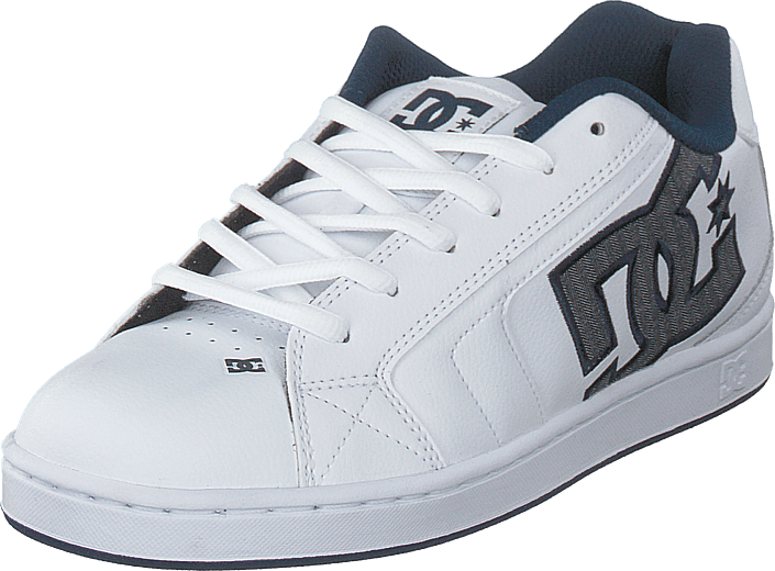 DC Shoes - Net Se White/white/battleship