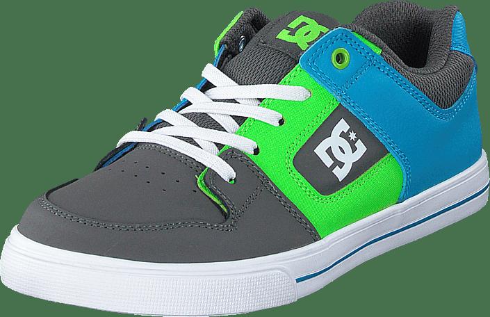 Pure Elastic Grey/green/blue
