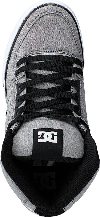DC Shoes - Pure High-top  Wc Tx Se Grey