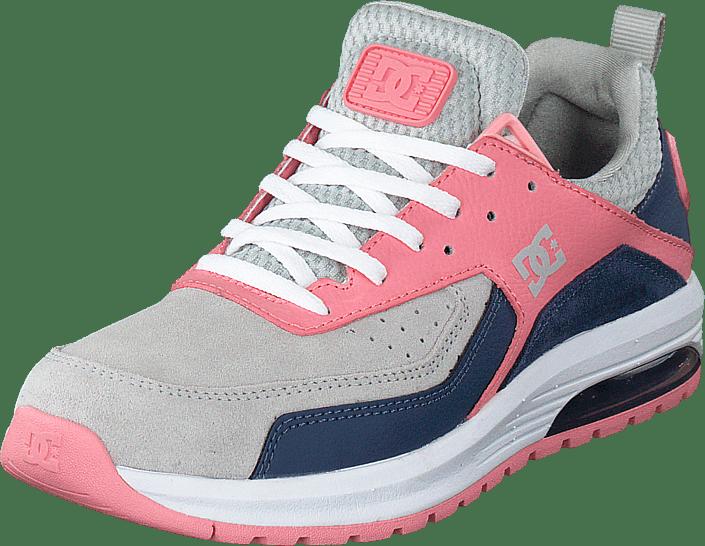 DC Shoes - Vandium Se Grey/pink