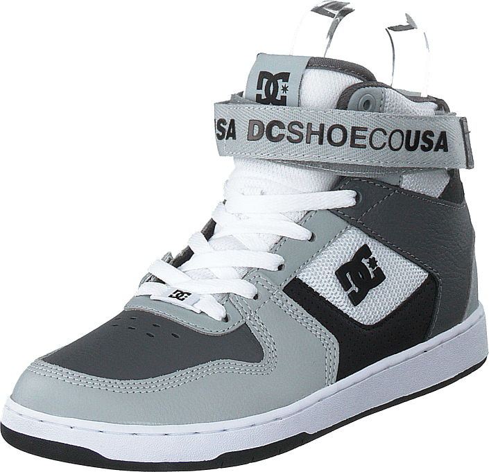 DC Shoes - Pensford White/grey/black