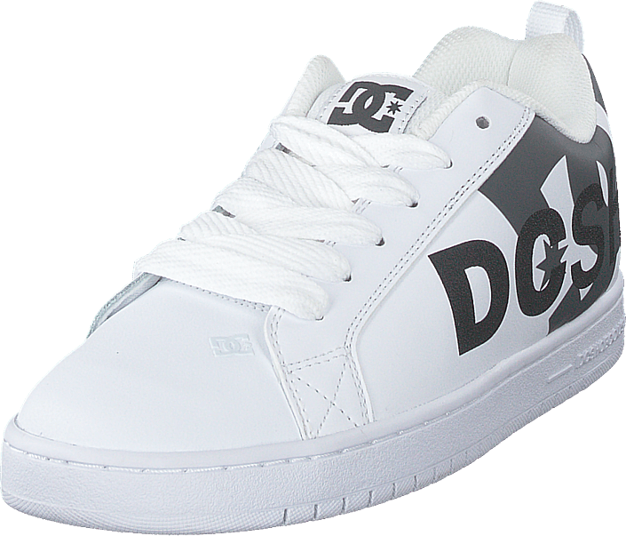 DC Shoes - Court Graffik Se White/cement