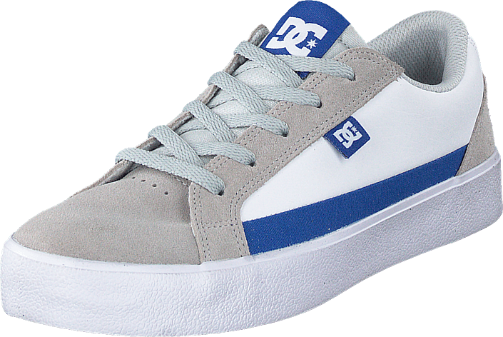 DC Shoes - Lynnfield Grey/royal