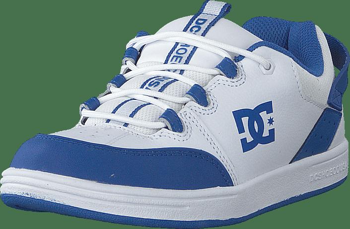 DC Shoes - Syntax White/royal
