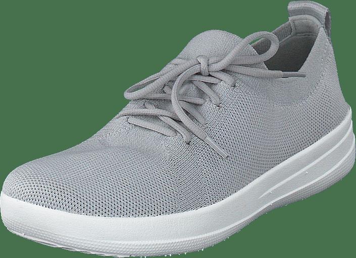 Kjøp Fitflop F sporty Uberknit Sneaker Pearl blå Sko Online