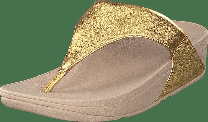 Fitflop - Lulu Lthr Tp Artisan Gold