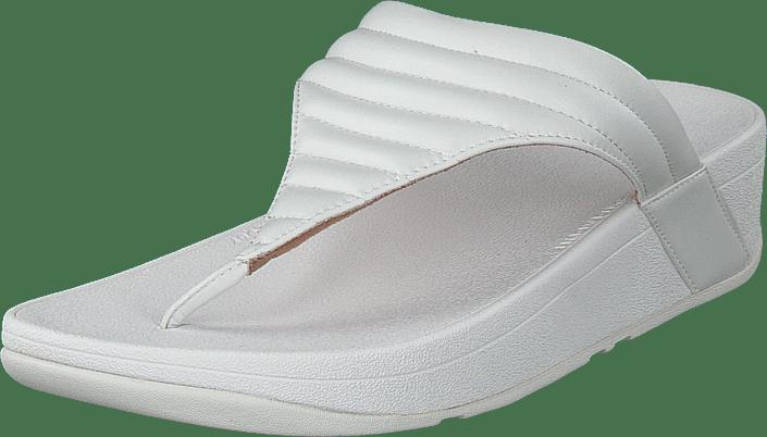 Fitflop - Lottie Padded Urban White