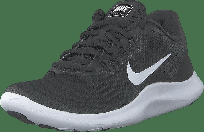 Nike - Flex Rn 2018 Black/white-black