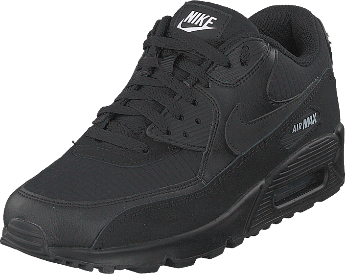 online store cc304 180bc Nike - Air Max 90 Essential Black white