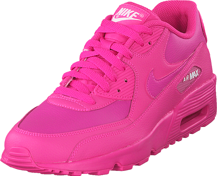 fashion styles 100% genuine amazing selection Acheter Nike Air Max 90 Ltr (gs) Laser Fuchsia/laser Fuchsia ...