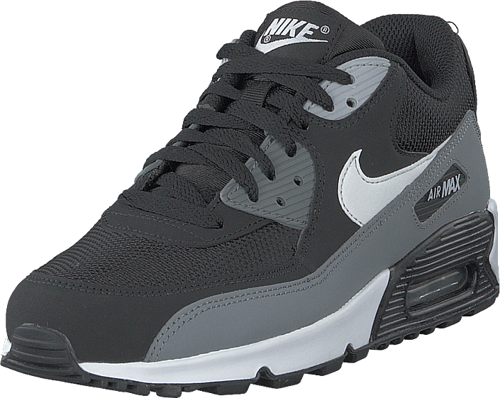 Nike - Air Max 90 Essential Black/white-cool Grey