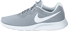 detailed look 3048b 8e3f9 Nike - Women s Tanjun Wolf Grey white