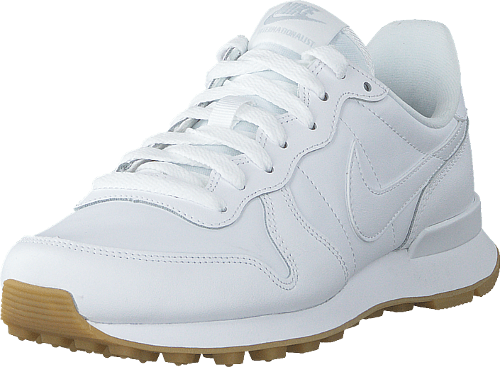 cheap for discount bf1ff 2bc09 Nike - Wmns Internationalist White white-gum Light Brown