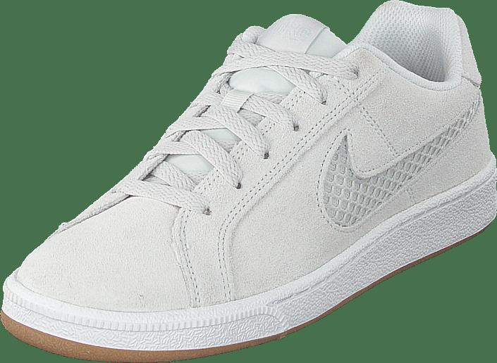 Buy Nike Court Royale Premium Platinum Tint-half Blue Grey Shoes ... 125f8bbeed