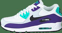 check out 822b7 1cc79 Nike - Air Max 90 Essential White black-hyper Jade