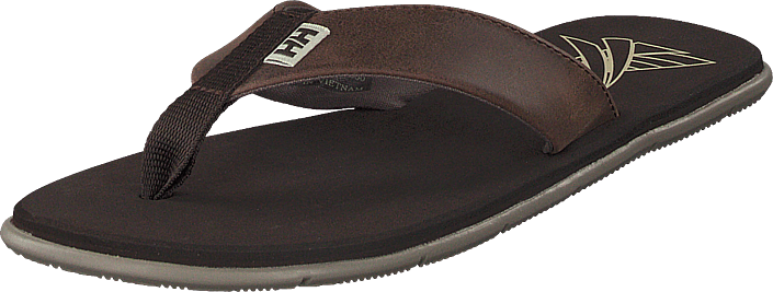Helly Hansen - Seasand Leather Sandal Espresso
