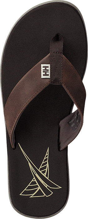 Seasand Leather Sandal Espresso