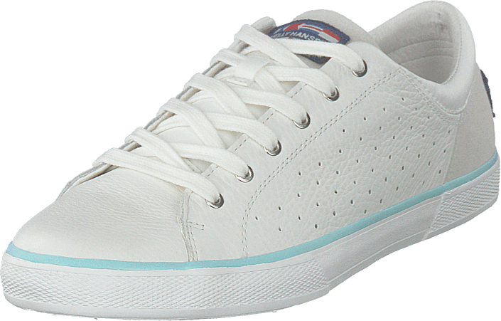 Helly Hansen - W Copenhagen Leather Shoe Off White/blue Tint
