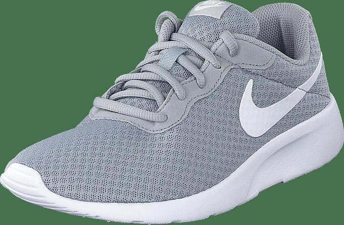 Nike - Tanjun (gs) Wolf Grey/white-white