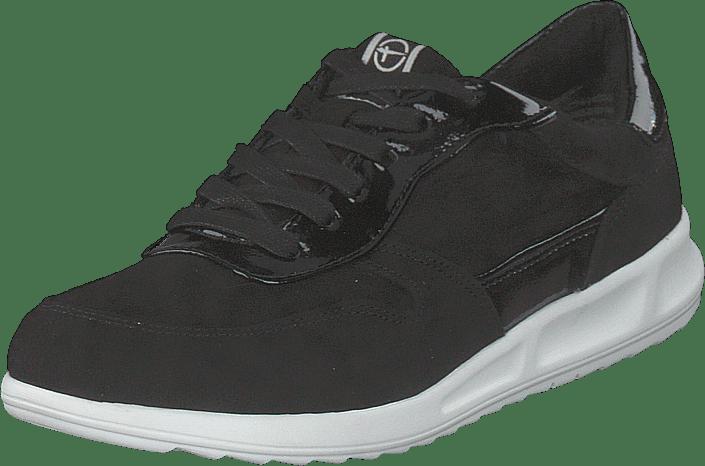 eb9988433e4 Koop Tamaris 1-1-23625-22 001 Black zwarte Schoenen Online | FOOTWAY.nl