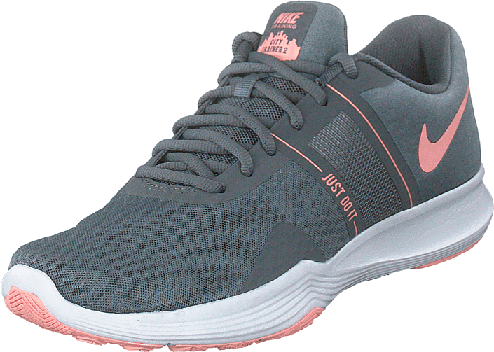 Nike - Wmns City Trainer 2 Cool Grey/oracle Pink-grey