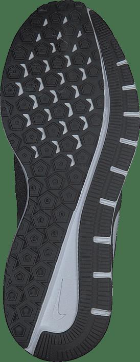 Men's Air Zoom Structure 22 Black/white-gridiron