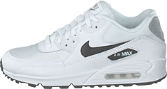 promo code 8db24 1d3bd Nike - Wmns Air Max 90 White black-reflect Silver