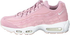 Wmns Air Max 95 Premium Plum Chalk/barely Rose-white
