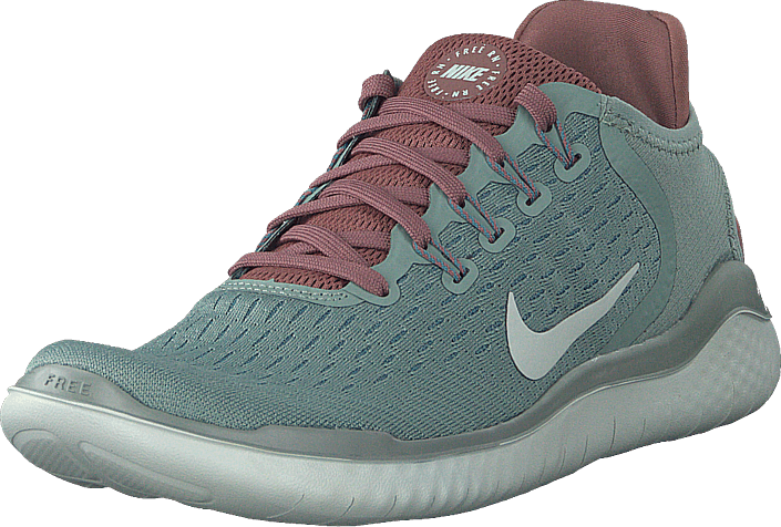 677e0facbb5b Køb Nike Free Rn 2018 Mica Green Silver-Mauve turkise Sko Online ...