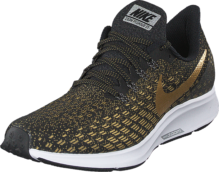 Nike - Air Zoom Pegasus 35 Black Printed Yellow