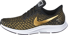 new products 23d1e f670f Nike - Air Zoom Pegasus 35 Black Printed Yellow