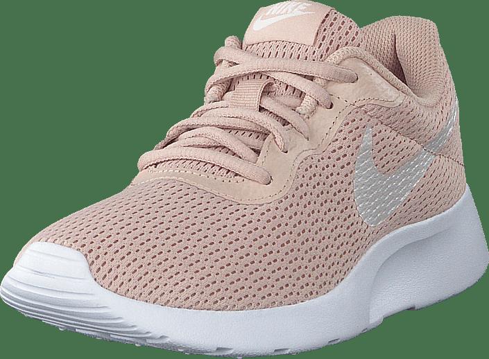 Nike Tanjun Particle BeigePhantomWhite Girl Shoes