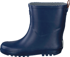 422-0001 Rubberboot Navy Blue