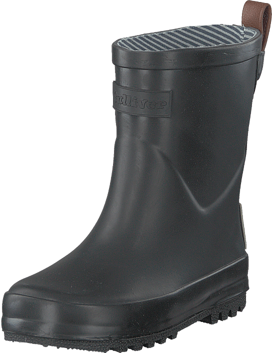 Gulliver - 422-0001 Rubberboot Black