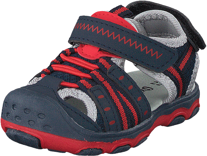 Gulliver - 433-0696 Navy Red