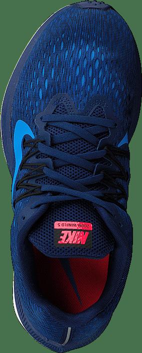 Men's Zoom Winflo 5 Blue Void/photo Blue-indigo Fo